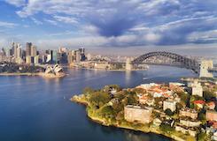 Australia & Oceania cityscape