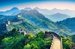 China cityscape
