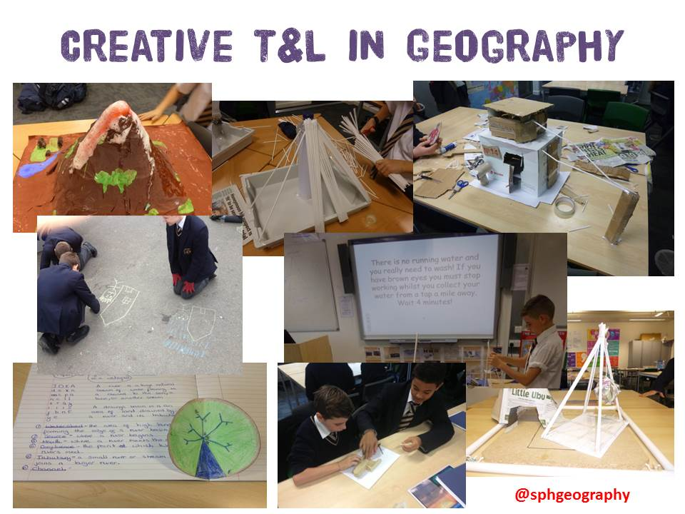 Creative Teaching and Learning in Geography