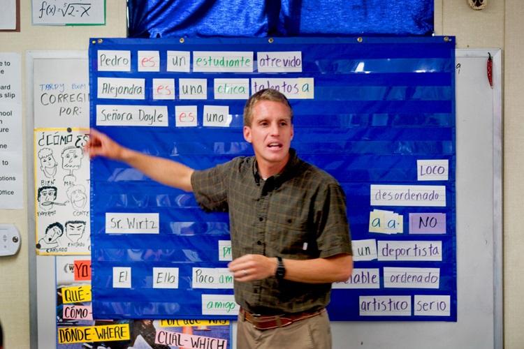 Dr Heather Martin, Subject Genius, integrating languages in the curriculum