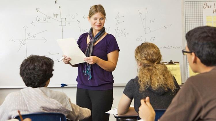Subject Genius, Miren Jayapal, Shortage of maths teachers