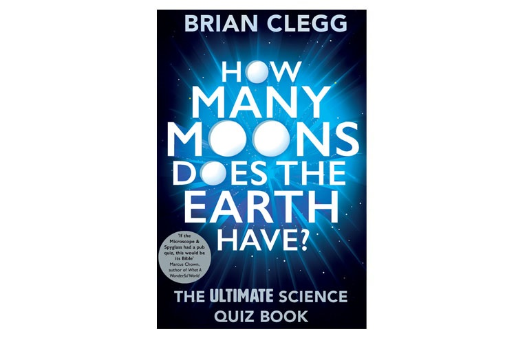 Book cover of How Many Moons Does the Earth Have?