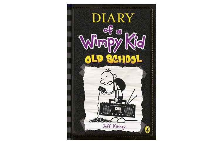 Nicola Goscomb, Subject Genius, Diary of a Wimpy Kid book review
