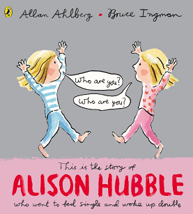 alison hubble, allan ahlberg, bruce ingman, book review