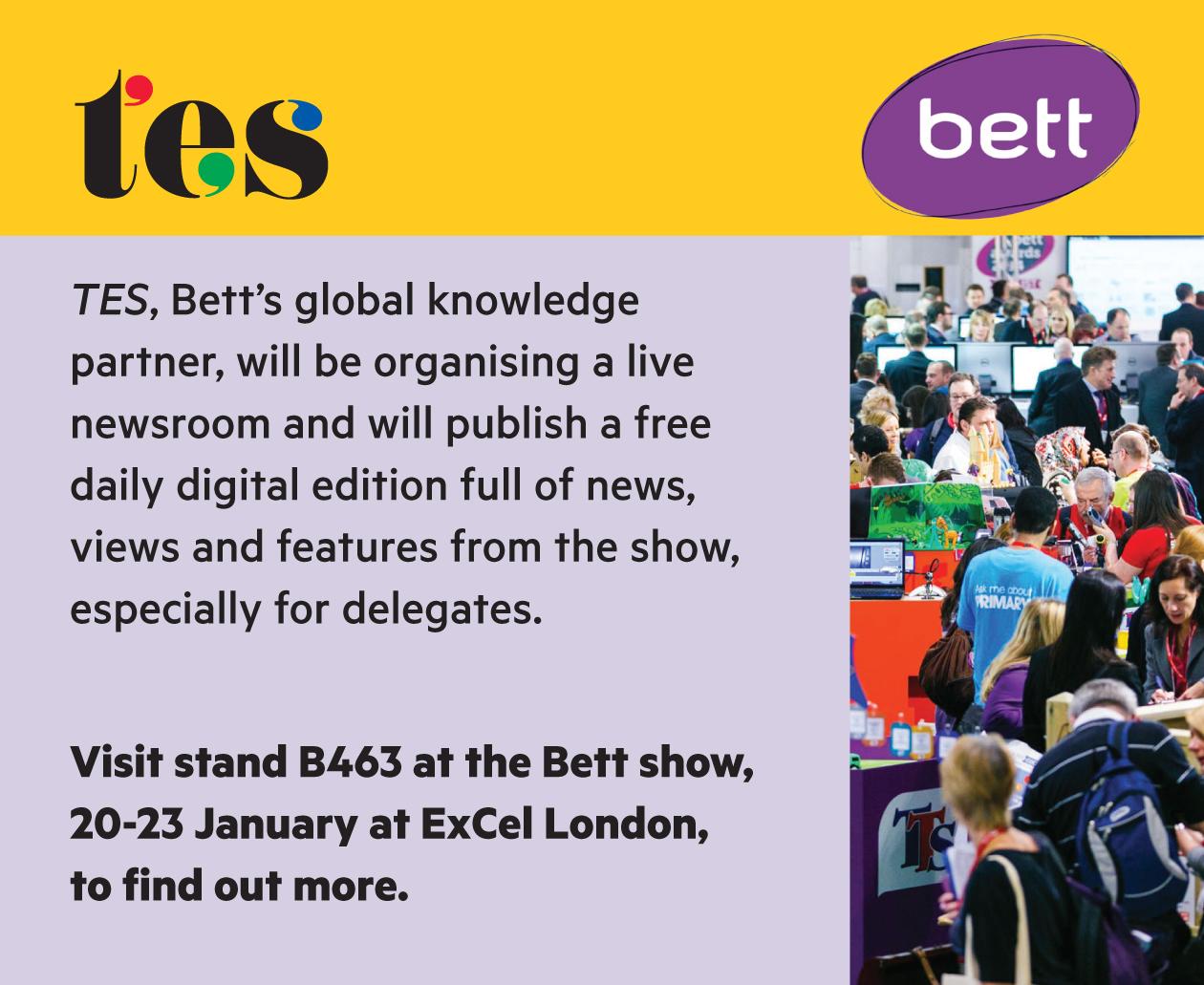 Bett ed tech show