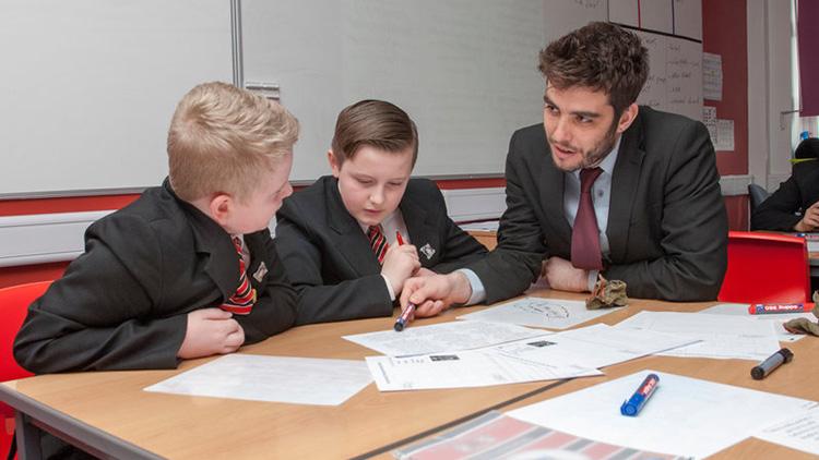 Careers guidance -  classroom
