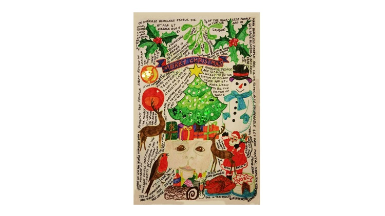 Subject Genius, Durga-Mata, How designing a festive card can help pupils understand the different strands in the Christmas story