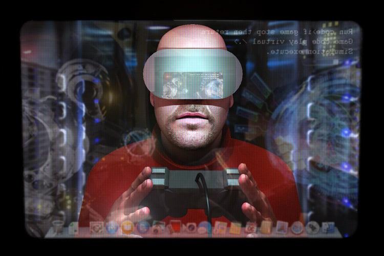 Subject Genius, Paul Woodward, Designs on a digital future