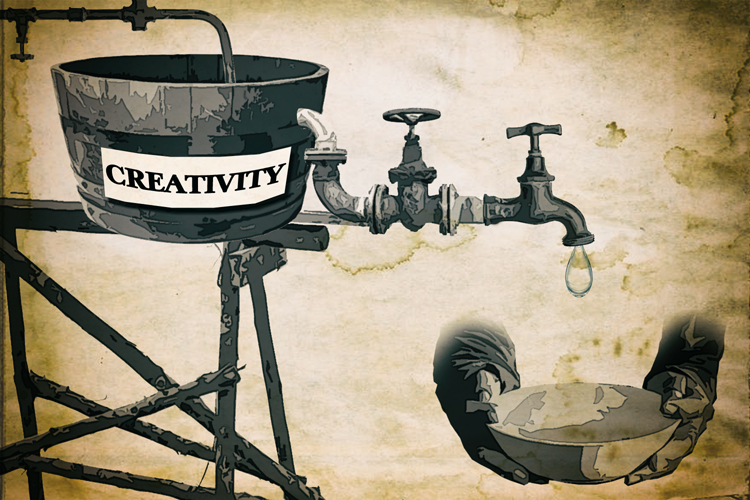 Working against the clock: why time restraints are a barrier to the creative process