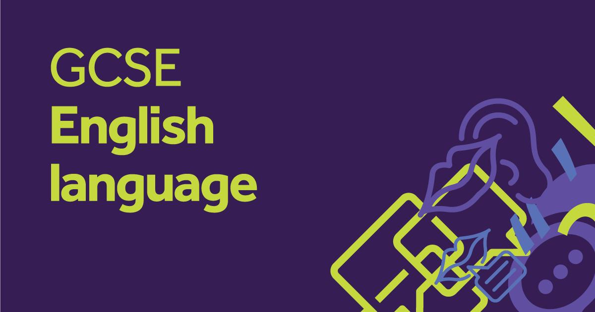 GCSE English language revision resources   Tes