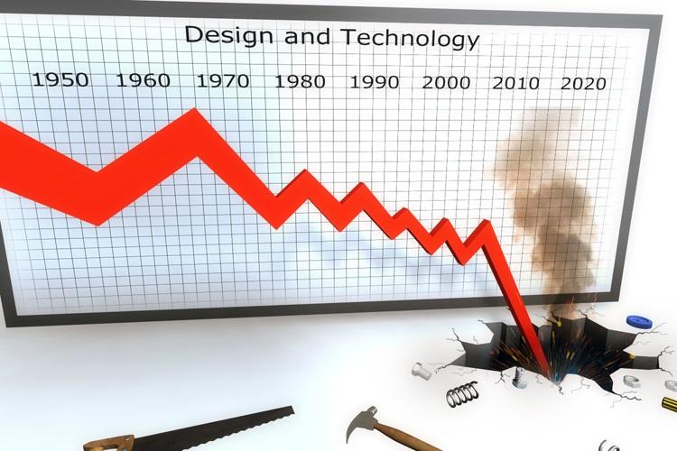Subject Genius, Paul Woodward, Is D&T in decline?