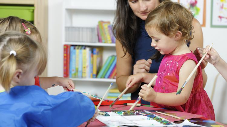 Ofsted blog, Teaching the under-fives
