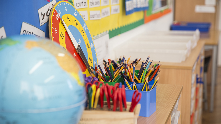 preparing your eyfs and primary classroom