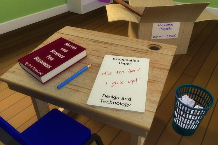 Subject Genius, Paul Woodward, It's too hard!