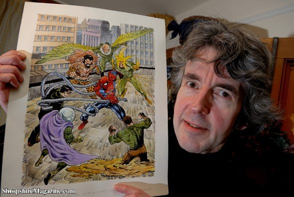 Image result for tim quinn marvel