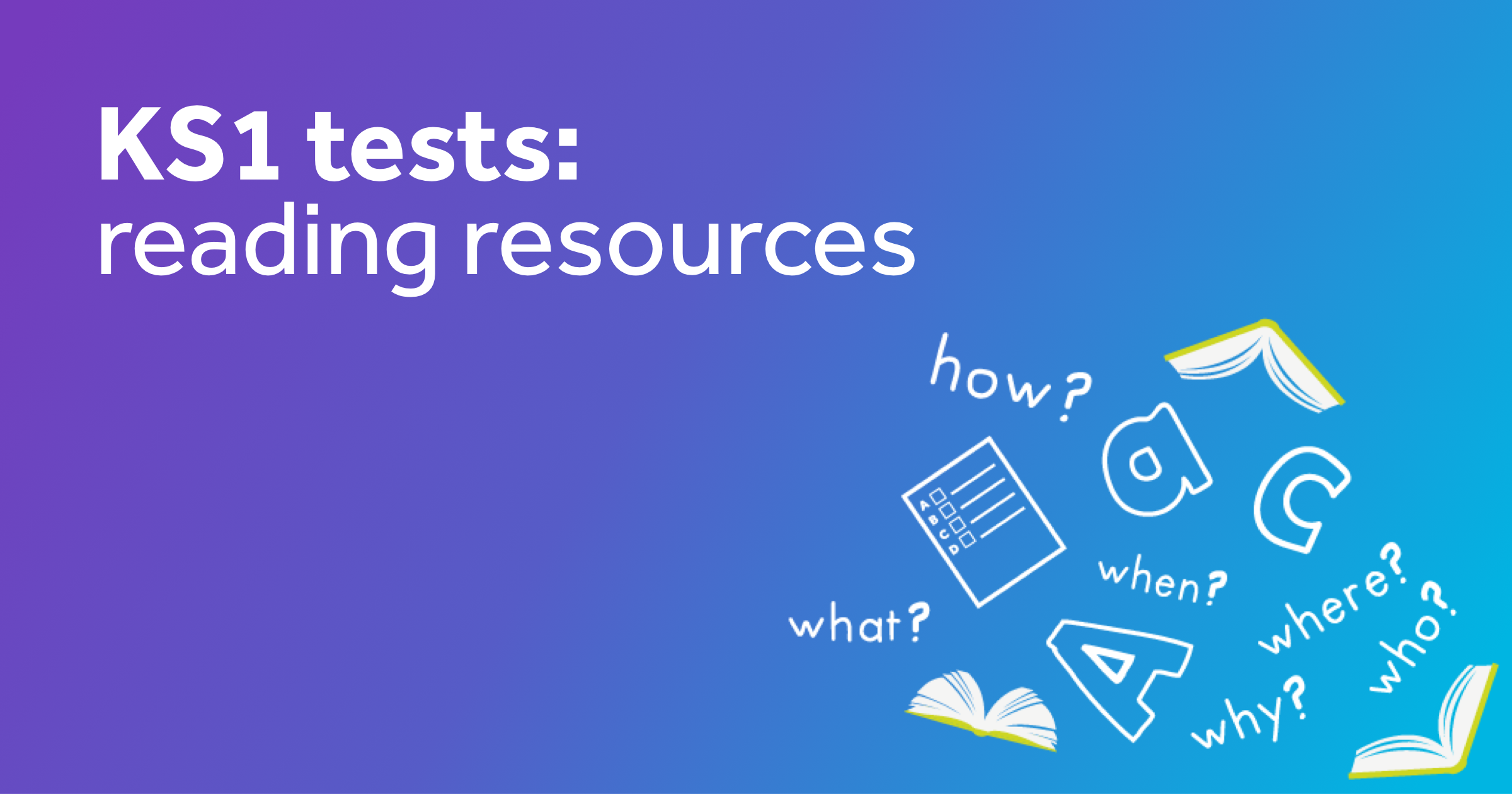 - KS1 Reading Tests And Revision Tes