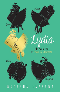 lydia, natasha farrant, pride and prejudice, lydia bennet, book review