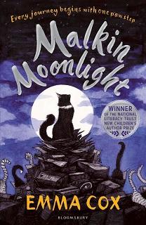 malkin moonlight, emma cox, book review