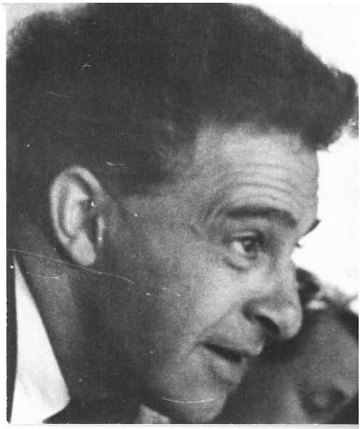 Mr Tahta in the 1950s. Credit: The Tahta family