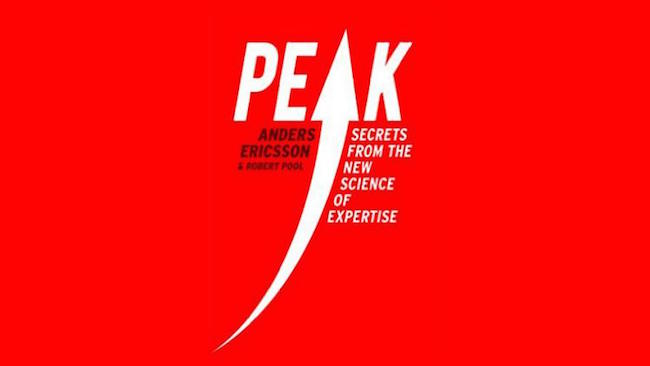peak by ander ericsson and robert pool