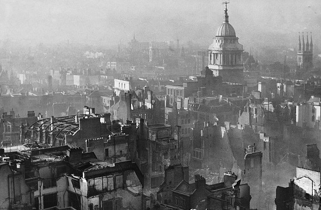 the blitz, world war two, London