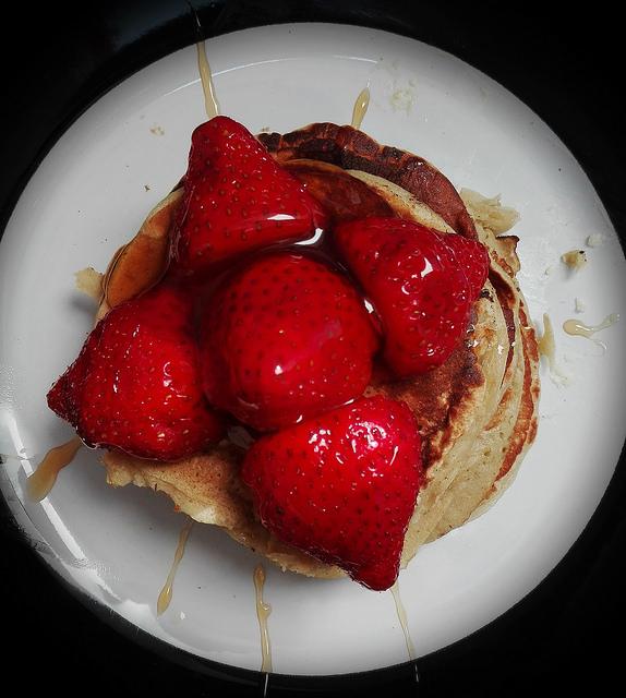 Strawberries - Attribution Example