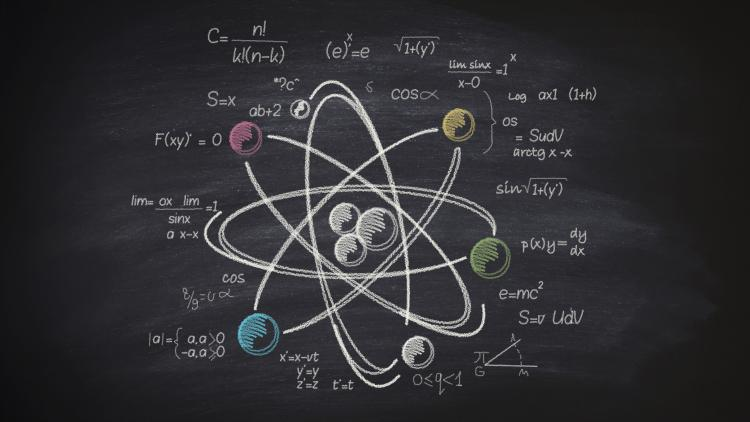 Atomic structure equation with resources for secondary