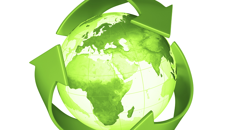 recycling around world in enviroweek