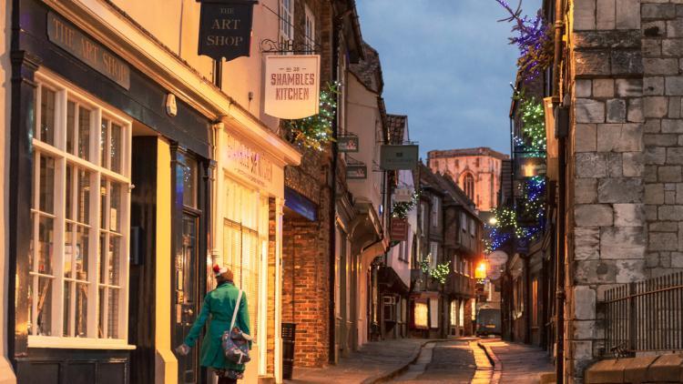 A street in York