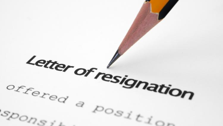what to include in a letter of resignation