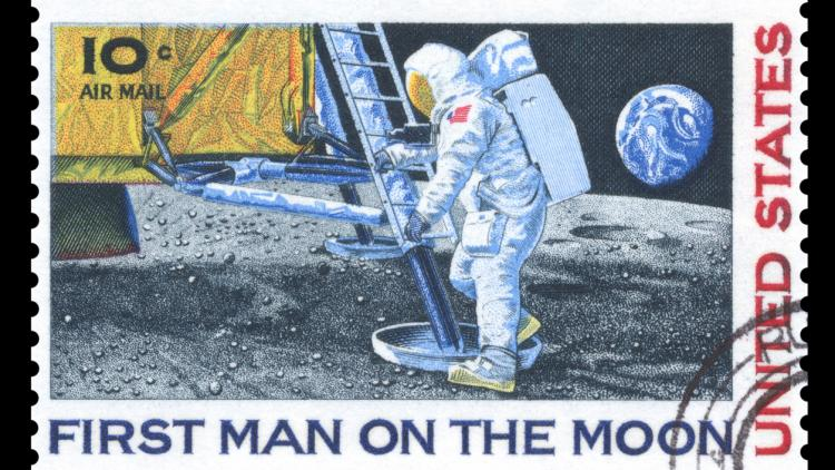 Apollo moon landings anniversary