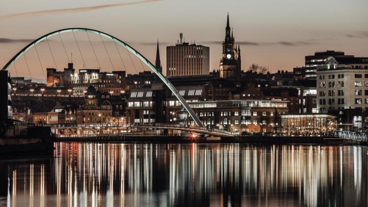 One teacher talks about relocating from London to Newcastle