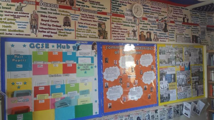 Classroom Revision Ideas ~ How classroom displays can improve gcse results news