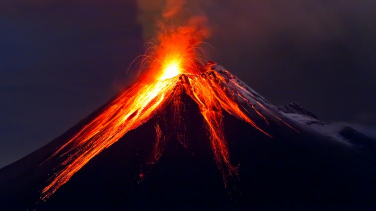 Restless earth volcanoes earthquakes tsunamis lessons