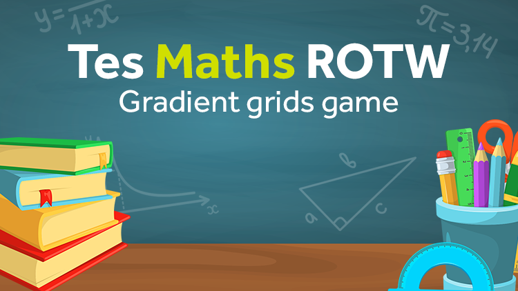 Tes maths, ROTW, Gradients, Distances, Grids