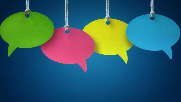 English: Spoken language