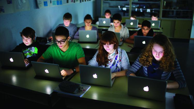 technology, teacher, student