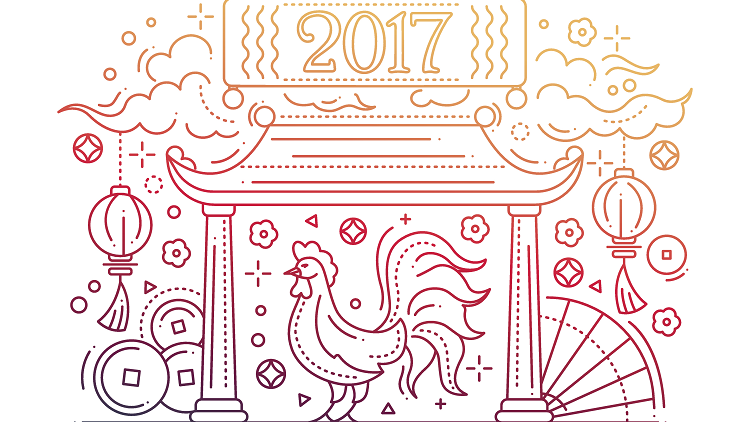 Chinese New Year, 2017 Chinese New Year, Year of the Rooster, Spring festival, EYFS, primary