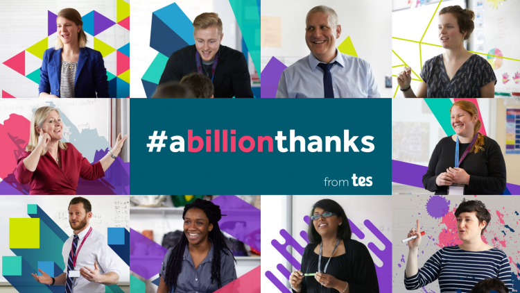 one billion, #abillionthanks, resources, downloads