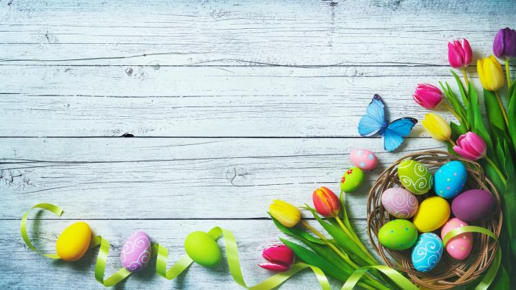 Spring and Easter in EAL