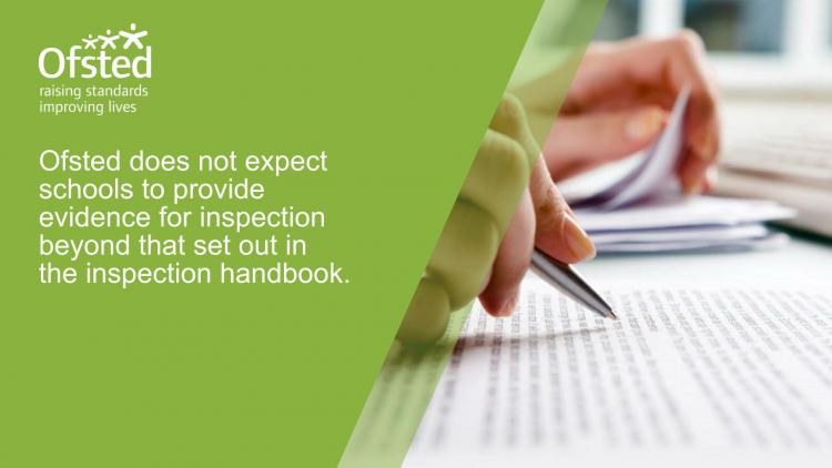 Ofsted mythbusting