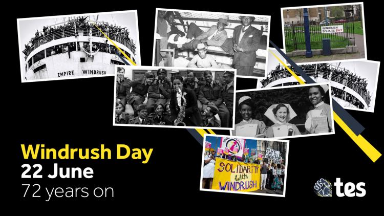Windrush Day 22nd June resources