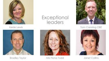 Ofsted recognises effective leaders