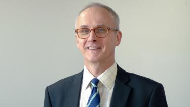 Chris Russell, Ofsted's Regional Director, South East