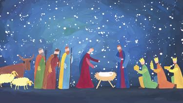 Christmas in RE,RE lessons,December RE lessons,Christmas in the gospels,biblical Christmas,revision,KS3,KS4