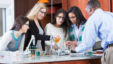 Inspiring students into science