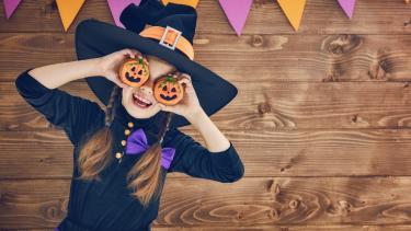 tes primary, halloween