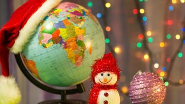 Christmas activities in humanities