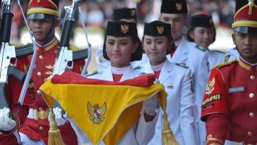 Subject Genius, Stuart Ratcliffe, Celebrating Indonesian Independence