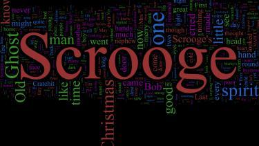 Dickens A Christmas Carol Scrooge